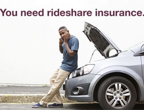 What is rideshare insurance and why do you need it?
