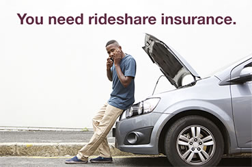 WHAT IS RIDESHARE INSURANCE?